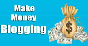 Make money online with a WordPress