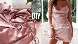 Buying a New Fashion Dress